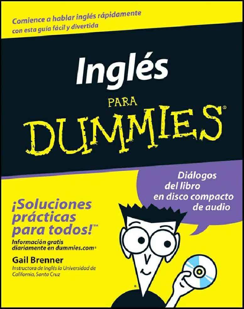 Libro PDF Gratis: Inglés Para Dummies ⋆ Red Mujeres X El Mundo @tataya.com.mx