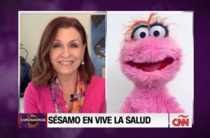 Covid en CNN en Español